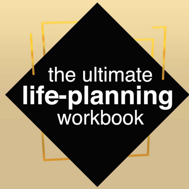 Create Your Life Plan Today!