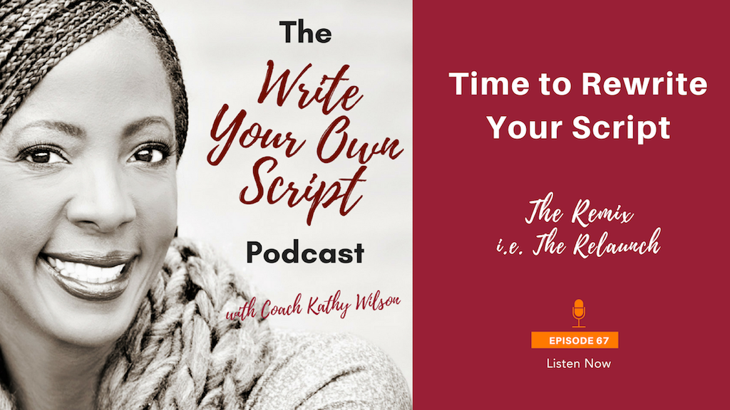 Episode #67: Time to Rewrite Your Script