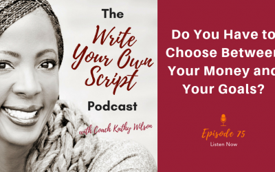 Episode #75: Do You Have to Choose Between Your Money and Your Goals?
