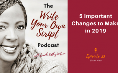 Episode #83: 5 Important Changes to Make in 2019